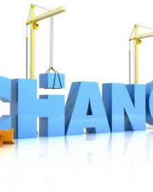 Thay đổi hình thức công ty
